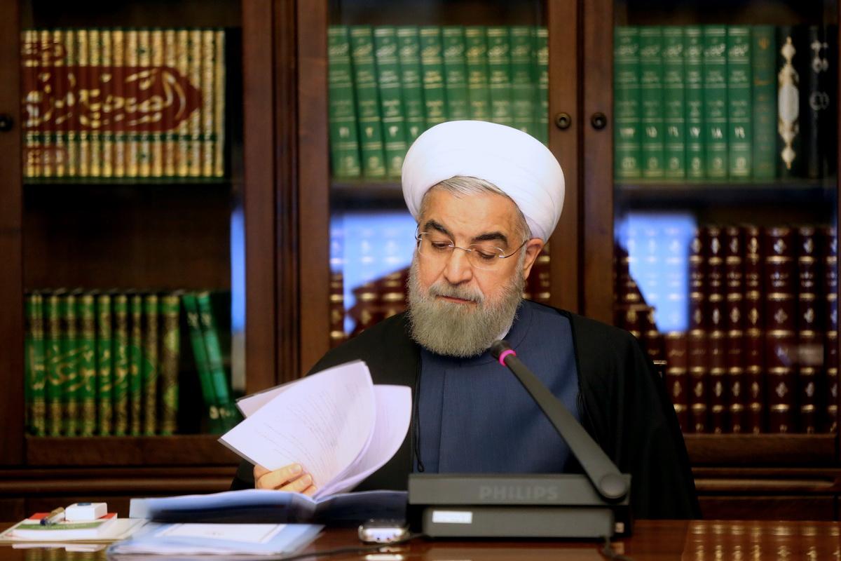 چهار اصل رسانه از دیدگاه روحانی/رانت اطلاعاتی بلای بزرگ در کشور ما است/عقب ماندگی یارانه مطبوعات پیگیری شود