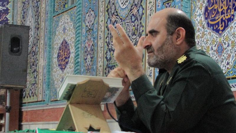 یادواره شهدای محله شهرستان گچساران برگزار شد