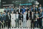 نفت وگازگچساران از پرافتخارترین تیم باشگاهی واترپلوی ایران