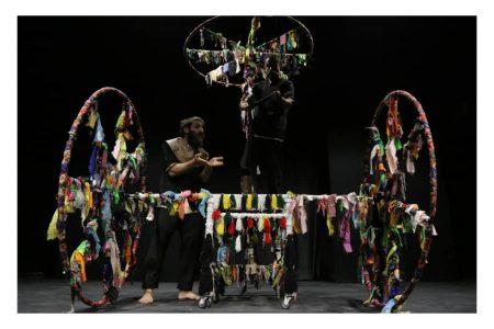 افتتاح جشنواره تئاتر کهگیلویه و بویراحمد در گچساران