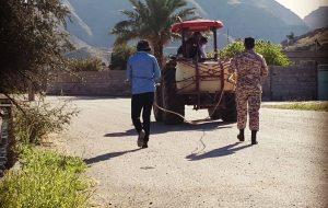 رزمندگان جبهه نبرد کرونا ویروس+تصاویر