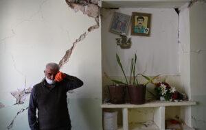 ارزیابی واحدهای آسیب دیده زلزله سیسخت انجام شد