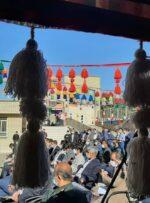 مجتمع آموزشی حیات طیبه شهید سلیمانی در یاسوج افتتاح شد