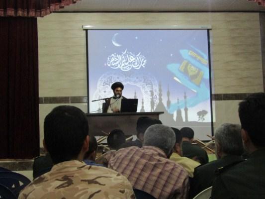 سومین محفل انس با قرآن کریم با حضور قاری حامد لیراوی در گچساران برگزار شد