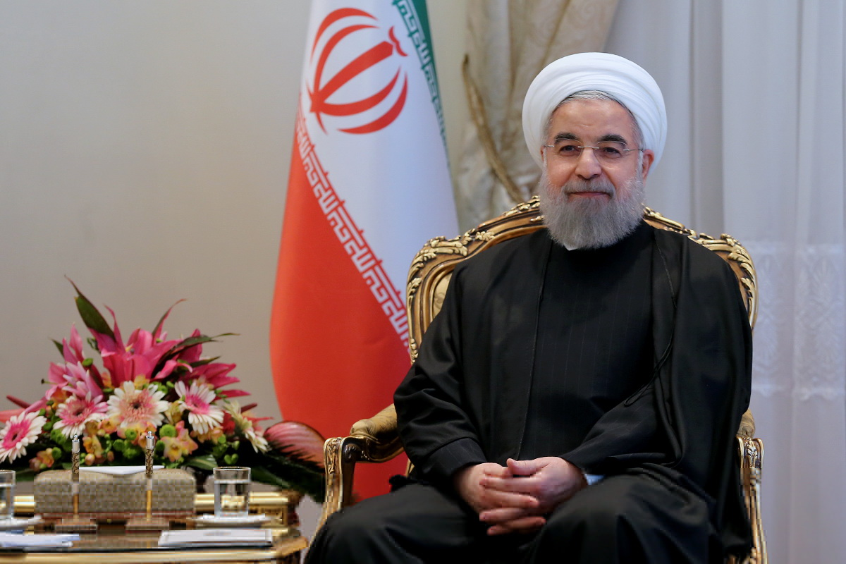 پیام تبریک دکتر روحانی به مناسبت صعود مقتدرانه تیم ملی والیبال ایران به بازی های المپیک ۲۰۱۶ ریو