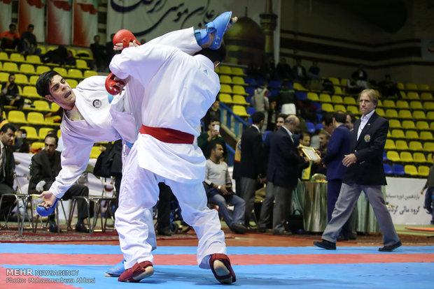 درخشش رزمیکاران کهگیلویه و بویراحمد در مسابقات قهرمانی کشور