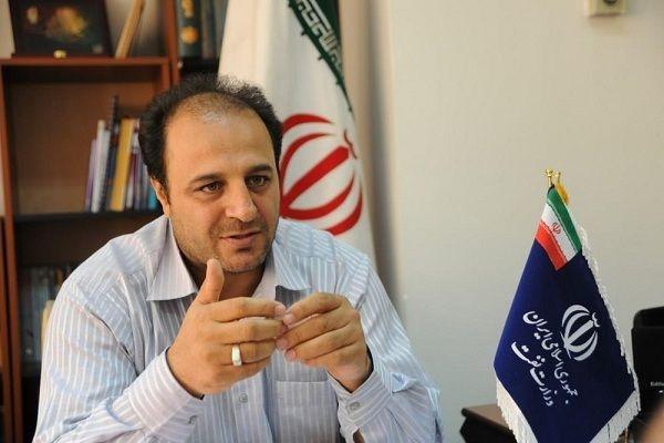 مدیرکل ورزش وزارت نفت مهمان ویژه بازی پلی آف لیگ دو