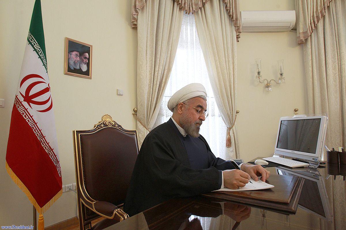 رییس جمهوری ارتحال حضرت آیت الله العظمی موسوی اردبیلی را تسلیت گفت