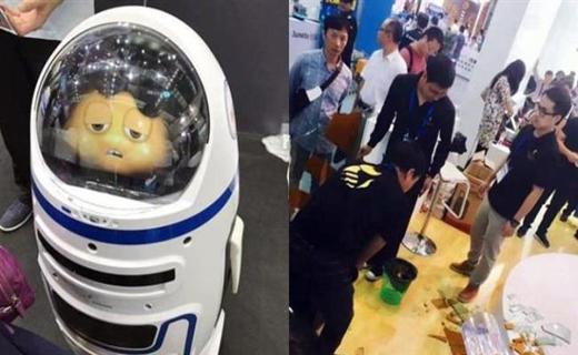 اولین حمله ربات به انسان در چین رخ داد