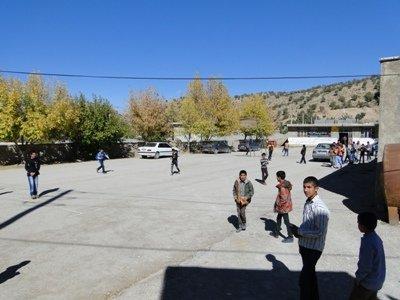 مدرسه سه کلاسه ظفرآباد لوداب در شهرستان بویراحمد کلنگ زنی شد