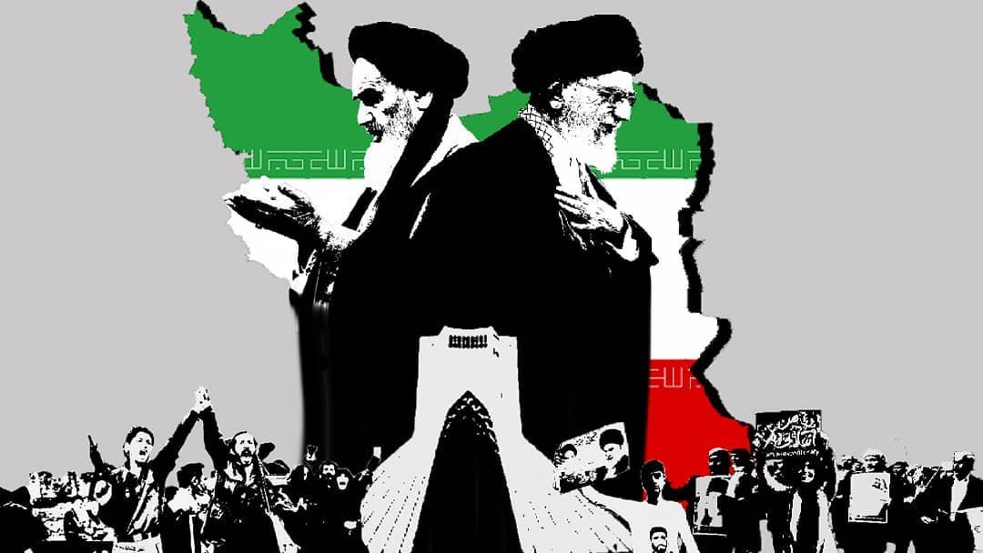 موشن گراف 'منطق برنامه منطقه ای ایران
