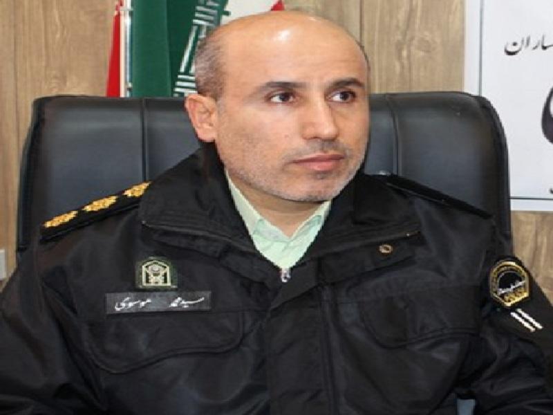 پیام فرمانده انتظامی گچساران بمناسبت فرا رسیدن هفته دفاع مقدس