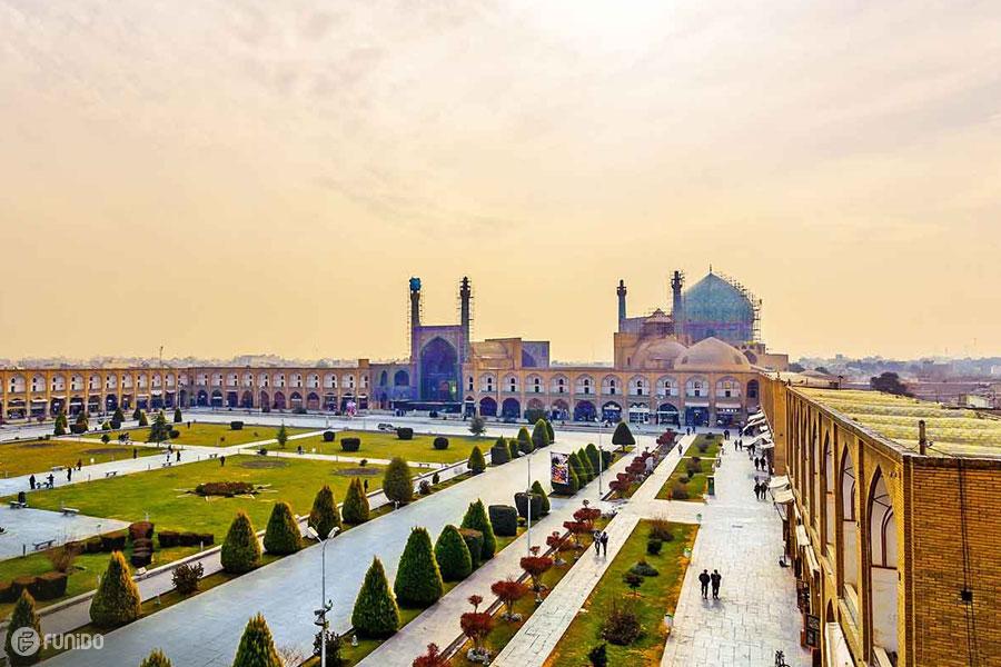 جاهای دیدنی اصفهان – با جاذبه های گردشگری اصفهان آشنا شوید