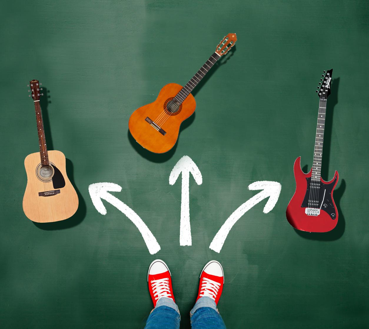 تاثیر آموزش آنلاین گیتار در یادگیری موسیقی و کاهش هزینه ها