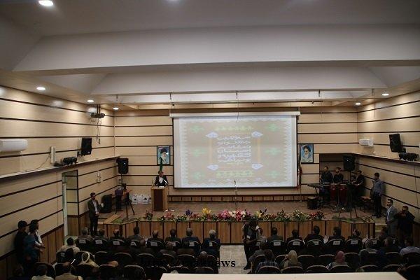 مراسم اختتامیه سی و یکمین جشنواره استانی تئاتر کهگیلویه و بویراحمد