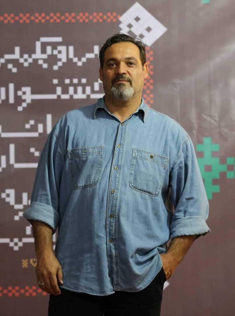 گفتگو با کوروش شمس در جشنواره تئاتر کهگیلویه و بویراحمد