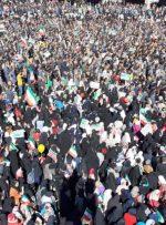 سالگرد پیروزی شکوهمند انقلاب اسلامی ایران / خروش گچسارانی ها