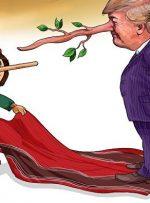 سیاست های دروغین ، تهدید آمیز و به ظاهر دوستانه آمریکا+کلیپ