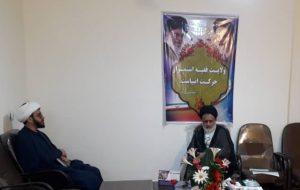 جلسه تبلیغ فعالیت های دینی و قرآنی در ماه مبارک رمضان در گچساران برگزار شد