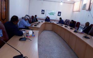 جلسه شورای هیئات مذهبی با سرپرست اداره تبلیغات اسلامی شهرستان گچساران برگزار شد