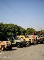 ارتش تیپ ۲۳۱ متحرک هجومی را به مرزهای شمال غربی اعزام کرد