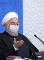 روحانی: آب و برق مجانی برای مستضعفین در دولت دوازدهم محقق شد / قوا باید با همفکری و همکاری کارها را جلو ببرند