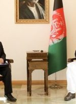 عراقچی با مشاور امنیت ملی افغانستان دیدار کرد