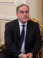 احضار سفیر فرانسه به وزارت خارجه