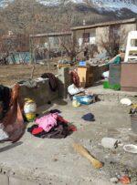 جولان زلزله، سرما و کرونا در آوارهای سیسخت