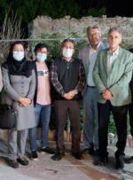 دیدار عیدانه کیانوش بلوطی کاندید ششمین دوره شورای اسلامی دوگنبدان با اصحاب رسانه