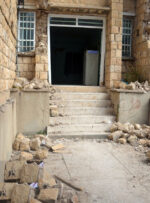 آواربرداری ۹۵ درصد منازل شهر زلزله زده سی سخت انجام شد