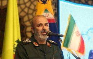جانشین فرمانده نیروی قدس سپاه: گروههای مقاومت کنار مقرهای رژیم صهیونیستی قرار دارند