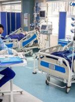چهارهزارو۵۲۲ بیمارکرونایی به بیمارستان شهید رجایی گچساران مراجعه کردند
