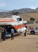 یک فروند بالگرد اطفای حریق جنگل به کهگیلویه و بویراحمد اختصاص می یابد