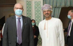 گفتوگوی فرستاده آمریکا در امور یمن با وزیر خارجه عُمان