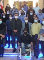 تجلیل شهردار دوگنبدان از خبرنگاران گچسارانی