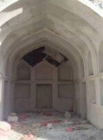 خانه کهزادی در بافت تاریخی دهدشت مرمت شد