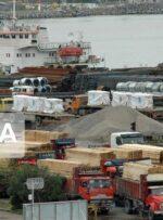 بیش از ۲میلیون دلار کالا از کهگیلویه و بویراحمد صادر شد