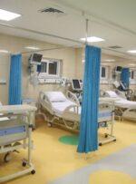 تخت های فعال بیمارستان شهید رجایی یاسوج به ۶۰ تخت افزایش یافت